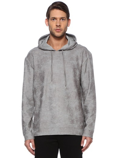 John Varvatos Sweatshirt Gri